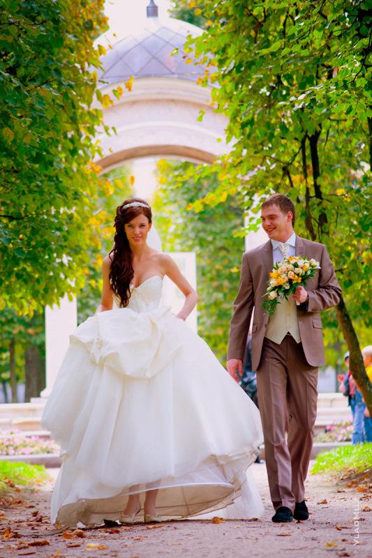 Секс жениха и невесты после свадьбы в хорошем качестве фотоография