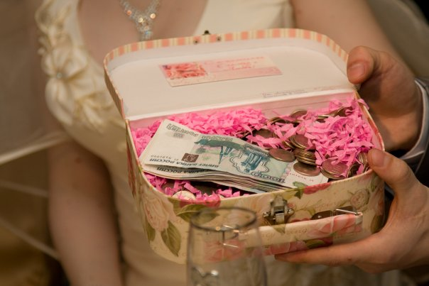Интересные подарки на свадьбу своими руками фото
