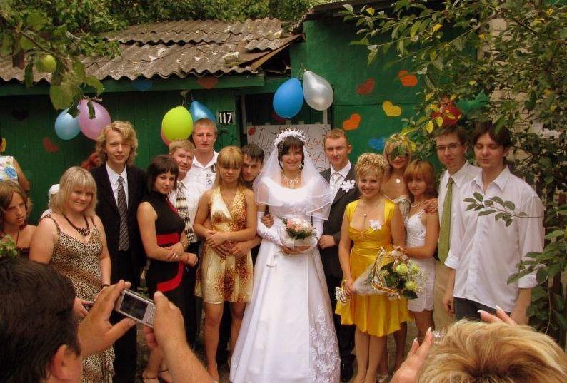 Смешной выкуп невесты