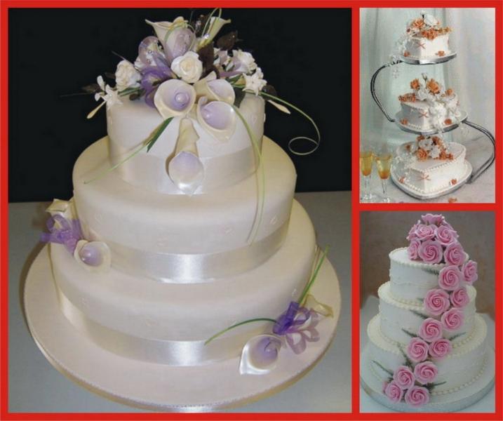 Торт свадебные с фото рецептом