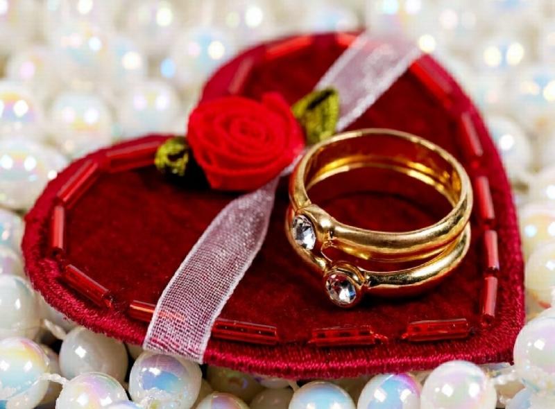 Кольца на годовщину свадьбы