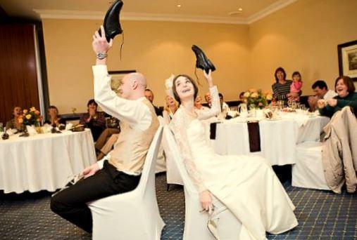 Самые отпадные конкурсы на свадьбу