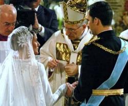 церемония испанской свадьбы