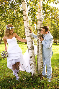 Свадьба на природе ижевск