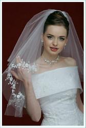невеста и фата